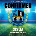 2018 Scylla, Milwaukee, WI, USA