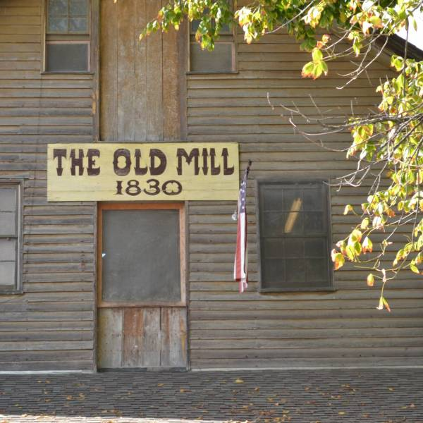 If you love history, visit the Old Mill in Pigeon Forge.