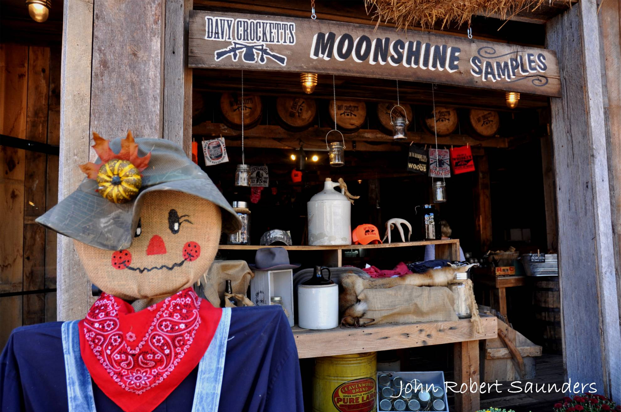 Moonshine Madness all over Sevier County