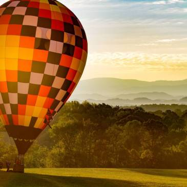 Lakeside of the Smokies Balloon Fest