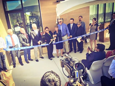OLLU Celebrates Opening Of New Campus
