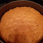 Recipe of the month- giant chocolate chip walnut cookie