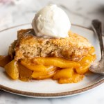 Recipe of the month: Peach Cobbler