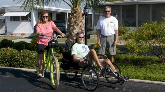 Active residents and lifestyle