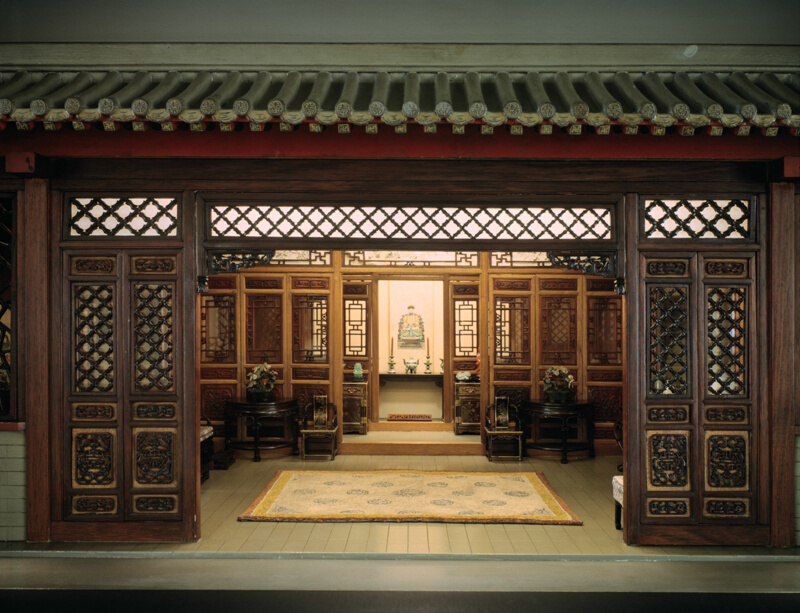 E30 Chinese Interior Traditional  The Art Institute of