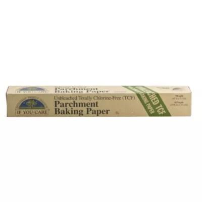 unbleached baking parchment paper