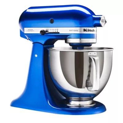 kitchen aid toaster oven colorful rugs kitchenaid artisan food processor blue