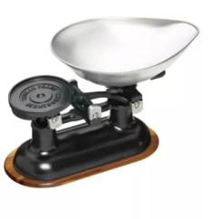 Kitchen Weight Scale Ceiling Fixtures Traditional Cast Iron Balance Weighing Lakeland