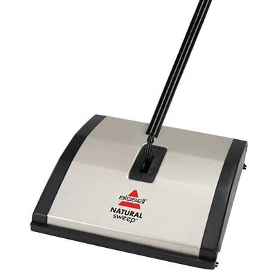 Bissell Natural Sweep Manual Floor Sweeper Brush