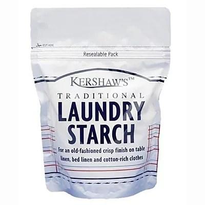 Kershaws Traditional Laundry Starch 500g Lakeland