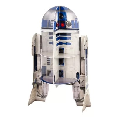 Star Wars R2d2 Cupcake Stand Holds 12 Lakeland