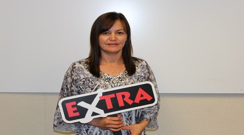 Cold Lake group of 20 share $100,000 June 26th, EXTRA draw. Shown Lisa Watier, Cold Lake