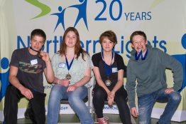 BCHS Team #4 – Megan Yukim, Ethan Tercier, Amber Picray, James Wiatr