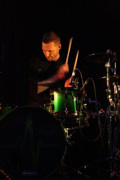 drummer intense