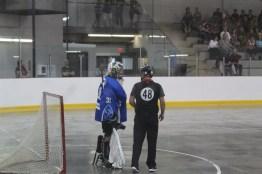 Cudas goaltender getting penatly shot briefing