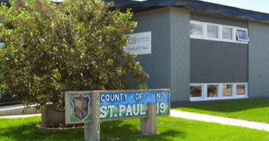 Notes from the County of St. Paul