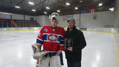NEAJBHL Rookie of the Year