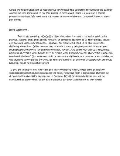 Appeal to Volunteers-2