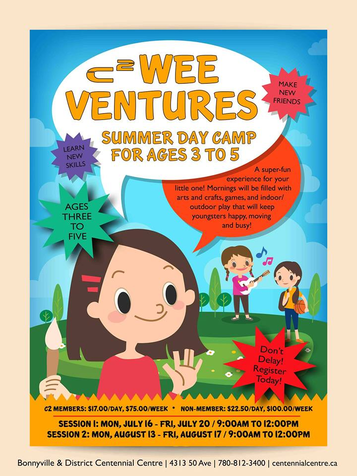 Wee Ventures Day Camp - Lakeland Connect