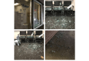 MLA Dave Hanson's office vandalized; one arrested