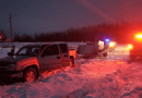 Four arrested on theft charges in Saddle Lake
