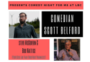 Comedy night for MS to raise money and lots of laughs