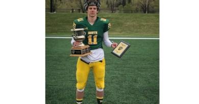 Fagnan named North MVP in Football Alberta Senior Bowl; five compete in Junior Bowl