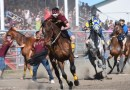 Canadian Indian Relay Racing Association kickoff in Bonnyville