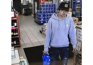 Bonnyville RCMP looking for liquor thief