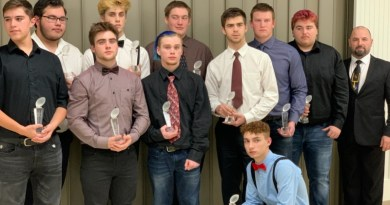 Bonnyville Voyageurs celebrate achievements at banquet