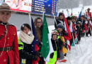 Kinosoo Blizzards kick off season with mountain training in Lake Louise