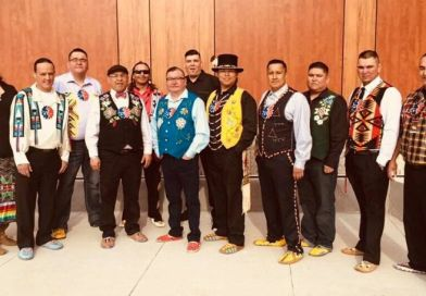 Northern Cree powwow and round dance group nominated for Grammy Award