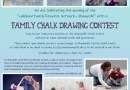 Lakeland Family Resource Network launches with chalk drawing contest