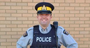 New RCMP member in Vermilion