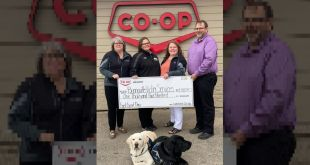 Co-op Fuel Good Day pumps up local non-profits