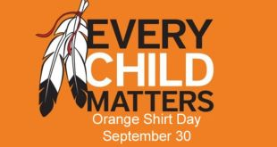 Orange Shirt Day remembers victims of residential schools