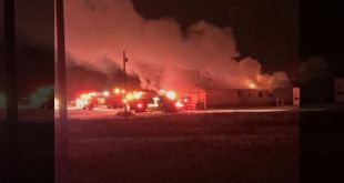 Fire west of Bonnyville claims home
