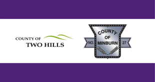 County of Two Hills & Minburn County under enhanced health measures