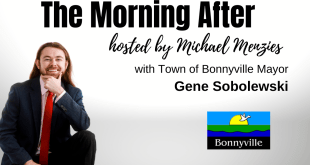 The Morning After with The Mayor of The Town of Bonnyville Gene Sobolewski