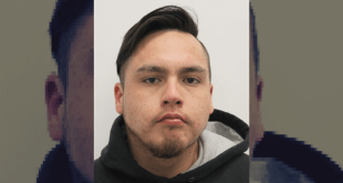 Lac La Biche RCMP seeking public assistance in locating male wanted for multiple charges