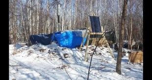 Homeless camp to be removed this Thursday by Lac La Biche County