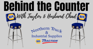 Husband Chad & Taylor are Live for Behind the Counter @ Northern Truck & Industrial Supplies
