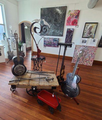 Upper Level Pottery & Art Gallery 0.5