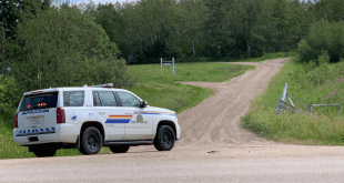 Active manhunt occurring on Highway 41