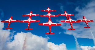 Canadian Snowbird will perform Sunday in Cold Lake