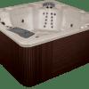 Meridian Hot Tub side-poly-espresso
