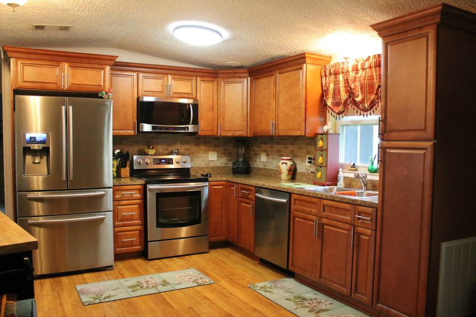unfinished kitchen cabinets island with built in stove | discount tru-cabinetry winter haven