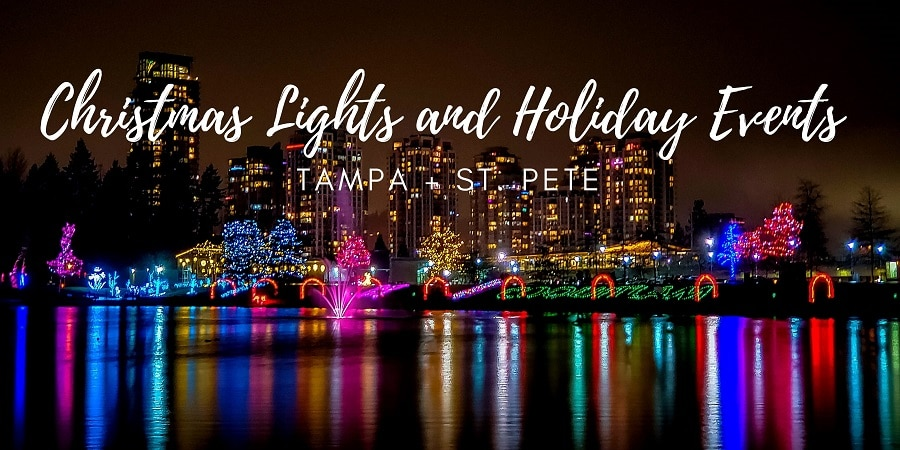 christmas light displays in tampa bay