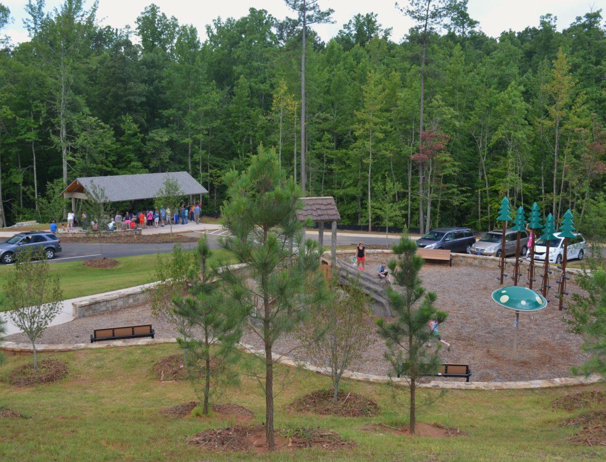 Georgia State Parks Remain Open  Lake Lanier