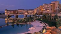 Luxury Getaway Hotels & Dining - Lake Las Vegas